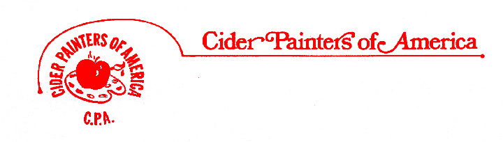 Cider Painters of America - CPA><!--/SELECTION-->     </TD>   </TR> </TABLE></CENTER>  </BODY> </HTML>
